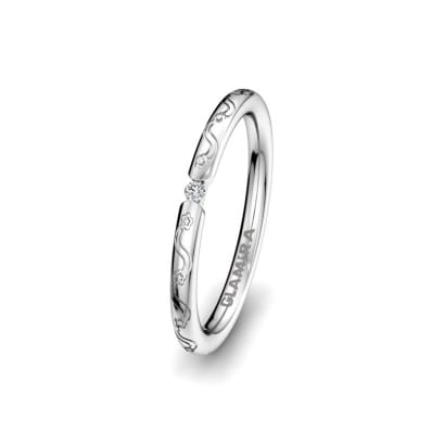 Anello da donna Bright Love 2 mm