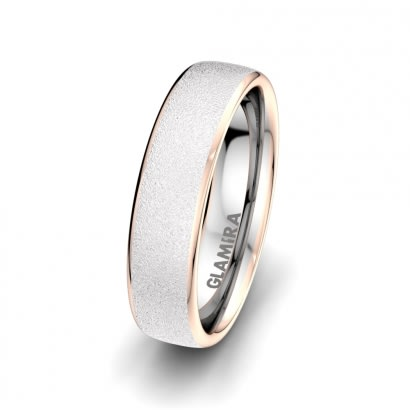 Bague pour hommes Bright Youth 6 mm