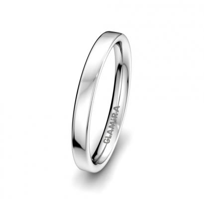 Anello da uomo Amazing Grace 3mm