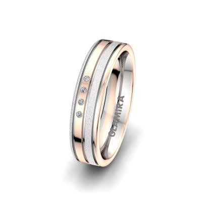 Anello da donna Pure Saint 5mm