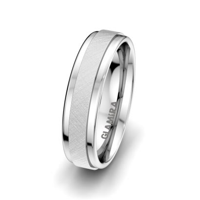 Bague pour hommes Alluring Chapter 6 mm