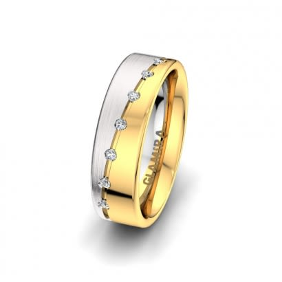 Anello da donna Tempting Fantasy 6 mm