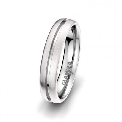 Anello da uomo Alluring Road 5 mm