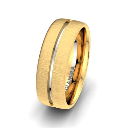 Anello da uomo Alluring Road 8 mm