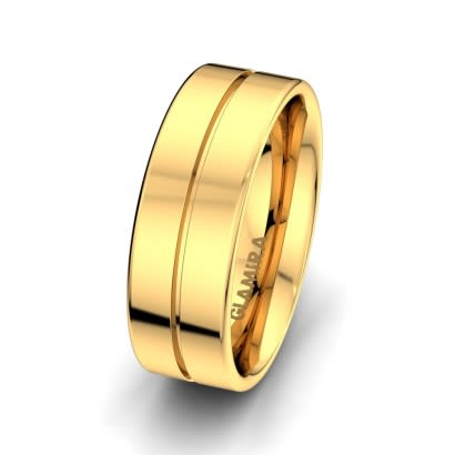 Bague pour hommes Alluring Atmosphere 8 mm