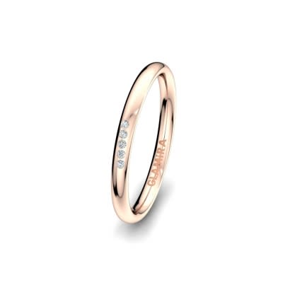 Anello da donna Classic Light 2 mm