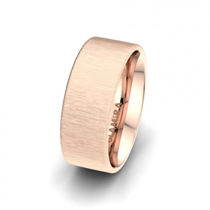 Bague pour hommes Classic Thought 8 mm