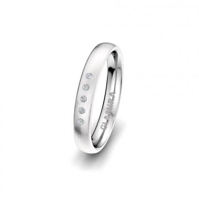 Anello da donna Classic Touch 3 mm