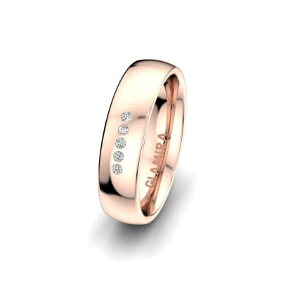 Anello da donna Classic Emotion 5 mm