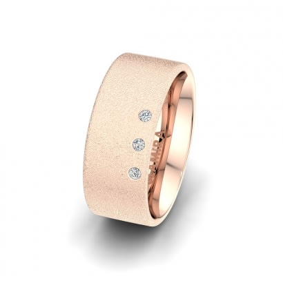 Anello da donna Classic Reality 8mm