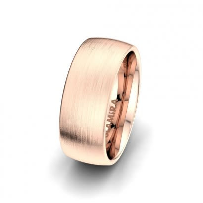 Bague pour hommes Classic Meaning 8mm