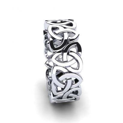 Anello da donna Celtic Chain