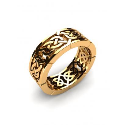 Anello da uomo Celtic Craft