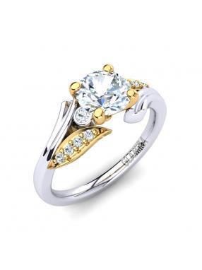 Glamira Ring Agnella 0.8 crt