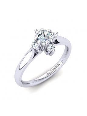 Glamira Ring Alonsa 0.25 crt
