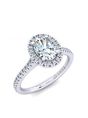 Glamira Ring Anni 0.66 crt