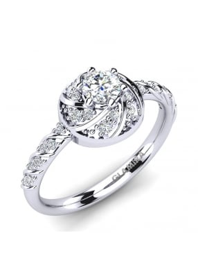 GLAMIRA Ring Blondene