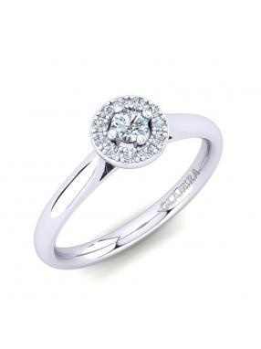 Glamira Ring Brianna 0.1 crt