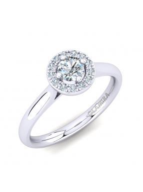 Glamira Ring Brianna 0.25 crt