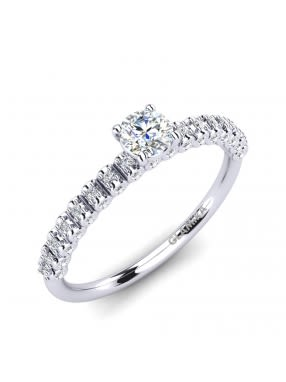GLAMIRA Ring Cannoli