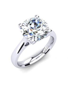 GLAMIRA Ring Céline 3.0crt