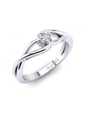 GLAMIRA Ring Joy 0.1crt