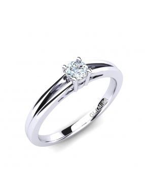 GLAMIRA Ring Ellie 0.16crt