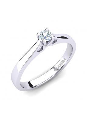 GLAMIRA Ring Céline 0.1crt