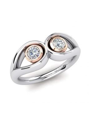 GLAMIRA Ring Febris