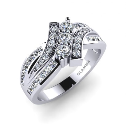 GLAMIRA Diamonds Ring Charlotte