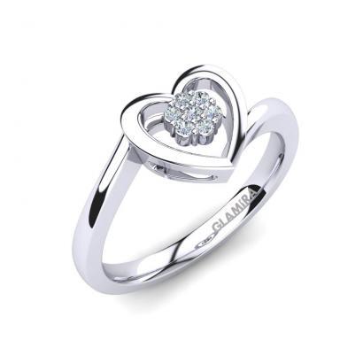 GLAMIRA Diamonds Ring Lily