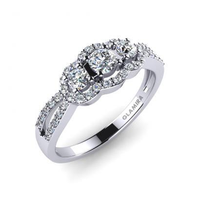 GLAMIRA Diamonds Ring Madeleine