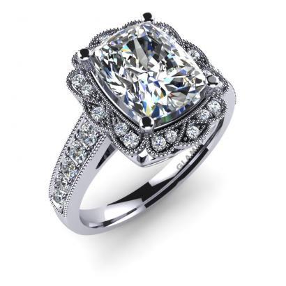 GLAMIRA Diamonds Ring Coco