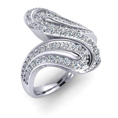 GLAMIRA Diamonds Ring Georgette