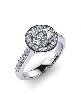 GLAMIRA Diamonds Ring Ashley