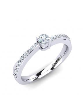 GLAMIRA Ring Gemma 0.1crt