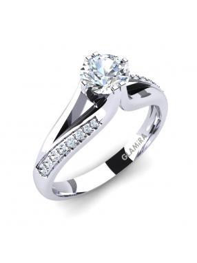 GLAMIRA Ring Alisha 0.5crt
