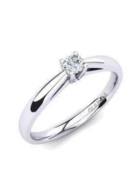 GLAMIRA Ring Grace 0.1crt