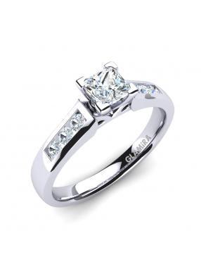 GLAMIRA Ring Emilia 0.47crt