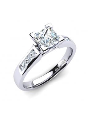 GLAMIRA Ring Emilia 0.93crt