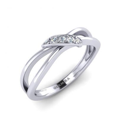 GLAMIRA Diamonds Ring Adalyn