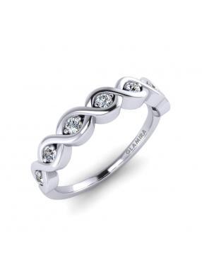 GLAMIRA Diamonds Ring Molly