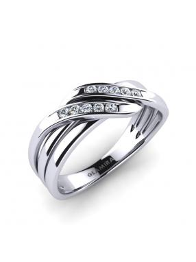 GLAMIRA Diamonds Ring Luna