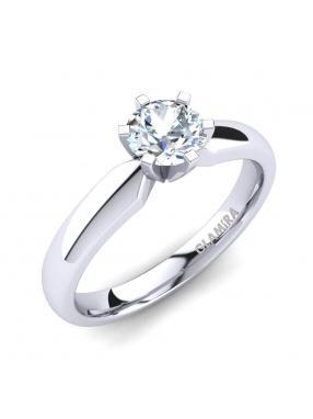 GLAMIRA Ring Amanda 0.5crt