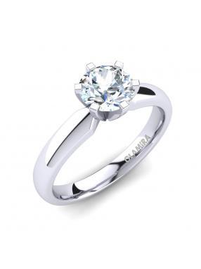 GLAMIRA Diamonds Ring Amanda