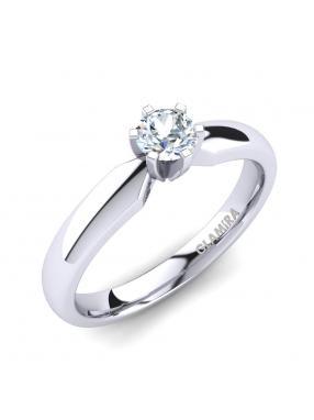 GLAMIRA Ring Amanda 0.25crt