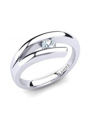 GLAMIRA Ring Clara 0.16crt