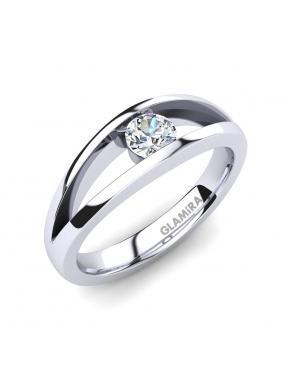 GLAMIRA Ring Jessica 0.25crt