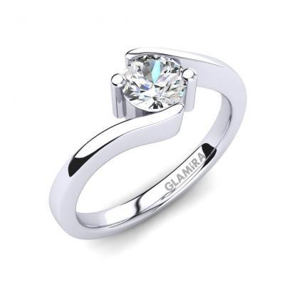 GLAMIRA Anello Bridal Element 0.5crt