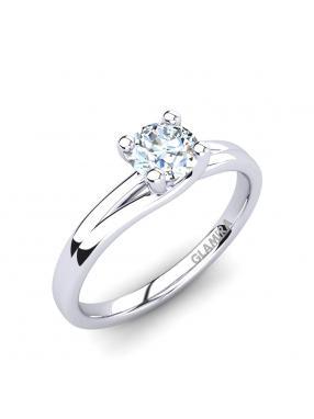GLAMIRA Ring Bridal Heaven 0.5crt